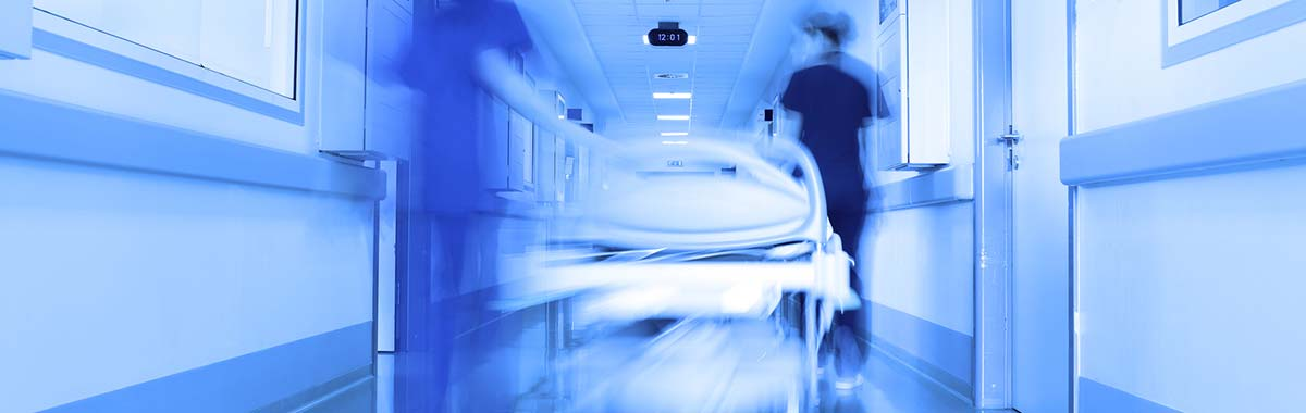 Hospital waiting lists are currently at 5.3 million people
